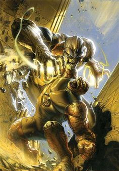 Ultimate - Thanos vs The Thing by Gabriele Dell'Otto