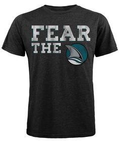 b81bfa1eaf Sharks Fear the Fin Shirt from SJ Team Shop