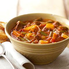 Southwest Steak and Potato Soup