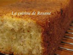 Sweets Recipes, Cake Recipes, Desserts, Cake Flavors, Pound Cake, Coffee Cake, How To Make Cake, Banana Bread, Easy Meals