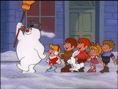 Frosty the Snowman - debut 1969