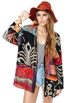 Abstraction Jacket