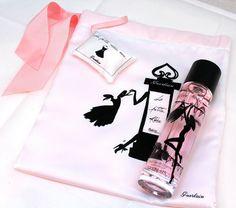 #Guerlain  Eau de Lingerie Petite Robe Noire