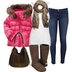 """""""winter"""" by sandreamarie on Polyvore"""