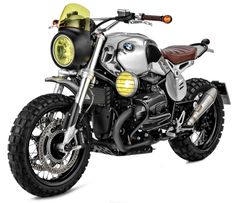 R nineT modification kit from Wunderlich to be released in the UK soon...