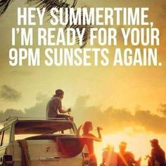 Who else is ready??? I'm over the dark at 5pm. Bring on spring and summer!!! Changing Lives