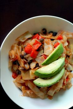 Mexican Cabbage Stirfry