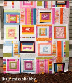 Princess and the Pea Quilt Top - Gorgeous quilt! Oh, my!