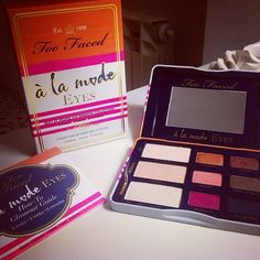 Palette A' la mode eyes Too Faced
