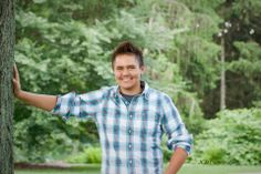 Josh, Senior session