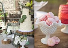 Alexan Events - great wedding and events blog full of decor and setup ideas