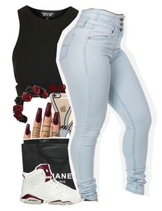 """Last day of school"" by renipooh ❤ liked on Polyvore featuring Topshop, Casetify, Chanel, NIKE, women's clothing, women's fashion, women, female, woman and misses"