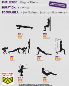 1000 Images About Exercise Plans On Pinterest