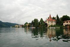 Il lago di Millstatt.