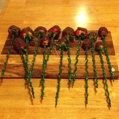 Bachelor finale roses