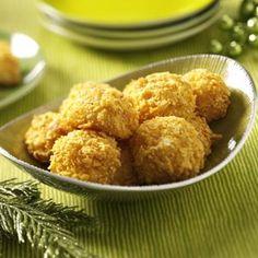 Crispy Potato Puffs