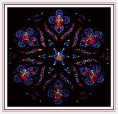 Robert Fertitta's stained glass window collection