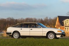 1984 Rover SD 1 - Just 78.056 Kms since new | Classic Driver Market