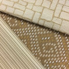 Here's some glitzy neutrals to help you ease back into the workweek. Check them out, along with our other Alaxi and Silver State Fabric collections, on our website:  https://www.silverstatetextiles.com/  See you there!  Textiles featured (bottom-left to top-right): Carlton Champagne Maya Linen Cobblestone Champagne