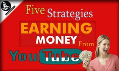 Earning Money From YouTube: Do you know What are the Strategies for earning money from YouTube? Most of the people use YouTube as a funny element or some people use YouTube to display their various creativities gaining popularity overnight or some people use YouTube for keeping some sweet memories for themselves and their friends. Or someone uses YouTube to upload a video of the very special moment of their family sending to the other family members through YouTube who lives abroad.  But the…
