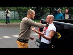 Если схватили за плечо! Боевое самбо для улицы! - YouTube