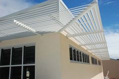 View our gallery of installed window screens, privacy screens & other colorbond steel screen products. Contact Superior Screens today or visit us online now Window Privacy, Window Awnings, Window Screens, Privacy Screens, Wood Grain, Pergola, Shades, Exterior, Windows