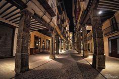 Uno de los pueblos más bonitos de #España Morella #Castellón
