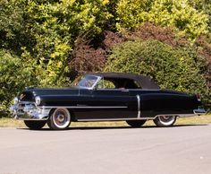 1953 Cadillac Sixty-Two Convertible Coupe (6267X)