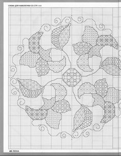 This site is blackwork, whatever that is.....but some cool ideas that could be transformed into longarm quilting motifs and things.