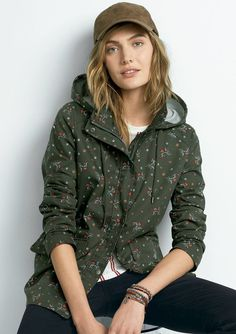 Jaqueta feminina em