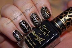 Barry M Crackle!