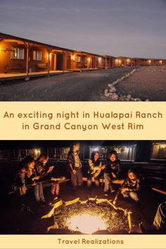 This is a tale of an exciting night in Hualapai Ranch in Grand Canyon West Rim. It was a starry night amidst the vast barren landscape of Hualapai Ranch, which was akin to a desert. Usa Travel Guide, Travel Usa, Travel Guides, Travel Tips, Grand Canyon West Rim, Travel Nursery, Arizona Usa, Canada Travel, Travel Photos