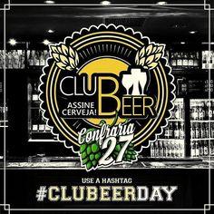 Salve salve galera cervejeira do Instagram!!   Amanhã a mafiosa @confraria27 lança mais uma ação pra sacudir o insta e dessa vez faremos uma parceria com o  @clubeer ! _  Fiquem ligados e Bora beber!