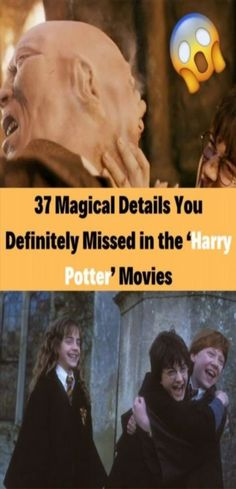 You've read the Harry Potter books. You've seen the Harry Potter movies. You've read the books and watched the movies again (and again, and again). But do you think you've noticed every single tiny detail from the films Disney Bedrooms, Mommy Quotes, Viral Trend, Harry Potter Movies, Jack Russell Terrier, Funny Pins, Fun Facts, Seen, Humor