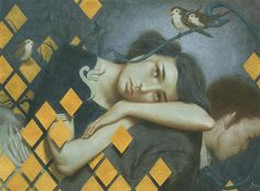'The Color Of A Colorless Soul' - Tran Nguyen