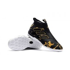 new concept 3d858 5febb Buy Adidas Ace Tango 17 Purecontrol IN Black Gold 39-45 (1) from