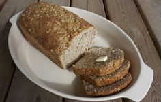 Cooking with Jax: Honey Oat Bread w/ Chia Seeds