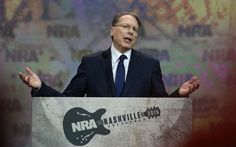 When will the NRA stop lying? My new The Daily Beast article about the annual NRA Convention over the weekend where once again the NRA served up the same old lies that Obama and now Hillary Clinton are coming for their guns. But not one word from NRA about the 30 people killed every day by gun violence. Hope you check it out. Thanks