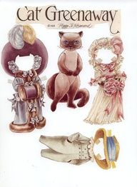 Paper Dolls by Kathy Lawrence - Google Search