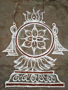 Chakaram Rangoli Designs Latest, Simple Rangoli Designs Images, Rangoli Designs Flower, Rangoli Border Designs, Colorful Rangoli Designs, Rangoli Ideas, Rangoli Designs Diwali, Beautiful Rangoli Designs, Flower Rangoli