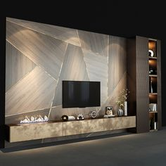Tv Cabinet Wall Design, Tv Wall Design, Ceiling Design, Tv Cabinet Design Modern, Tv Unit Decor, Tv Wall Decor, Wall Tv, Tv Wall Panel, Modern Tv Room