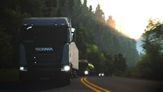 This HD wallpaper is about euro truck simulator, Euro Truck Simulator transportation, Original wallpaper dimensions is file size is Euro Truck Simulator 2, Transportation, Desktop, Trucks, Hd Wallpaper, Useful Tips, Viajes, Wallpaper In Hd, Wallpaper Images Hd