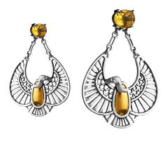 Azza Fahmy earrings