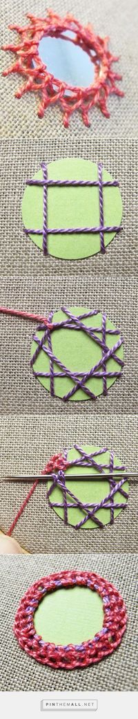 #Embroidery_Tutorial --