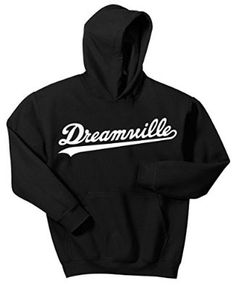 Dreamville Records Hooded Sweatshirt | J.Cole Hoodie | Cole World Dreamville Shirt