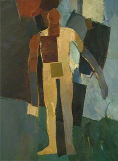 Standing Figure - Keith Vaughan