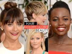 Golden Globes 2014: Hair & Beauty Superlatives