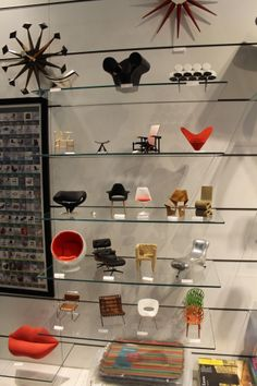 #Vitra Showroom - Meatpacking District #NYC http://www.lostindesign.it/vitra-showroom-meatpacking-district/