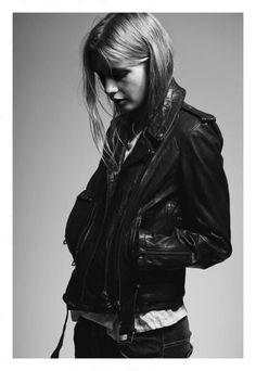 World of Women Fashion: Amazing Black Jacket - Fall & Winter Outfits