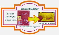 Moses: Aaron's Gold Calf